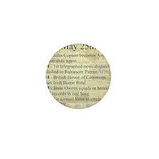 May 25th Mini Button