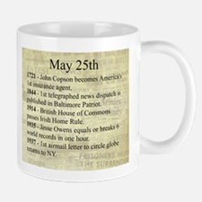 May 25th Mugs