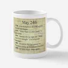 May 24th Mugs