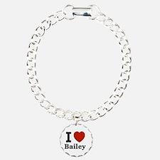 I love Bailey Bracelet