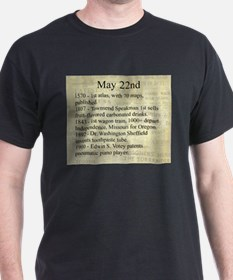 May 22nd T-Shirt