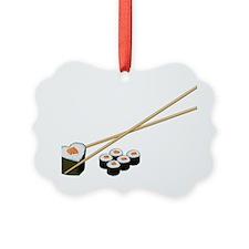 Sushi Loves ME Ornament