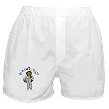 Dark Astronaut Boxer Shorts
