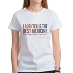 Nakedtuesday.me Laughter Ladies Tee T-Shirt