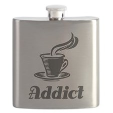 Coffee Addict Flask