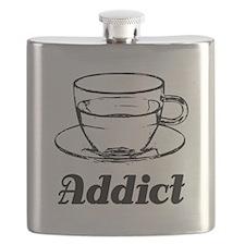 Tea Addict Flask