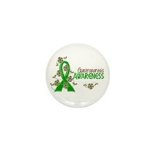 Gastroparesis Awareness 6 Mini Button (10 pack)