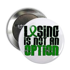 """Gastroparesis Losing Not Option 2.25"""" Button"""