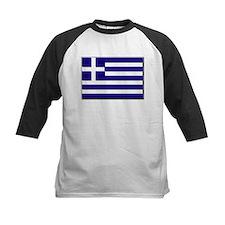 Flag of Greece NO Txt Tee