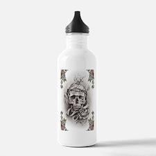 Tattooed Water Bottle