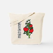Tomato Gardener Tote Bag