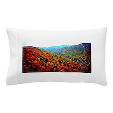 Through The Mountains Pillow Case