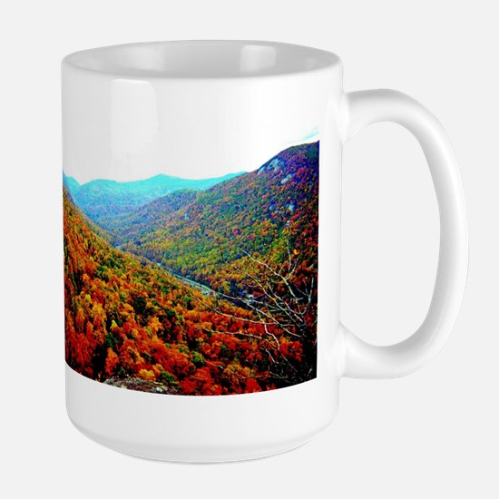 Through The Mountains Mugs