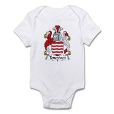 Tottenham Infant Bodysuit
