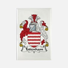 Tottenham Rectangle Magnet