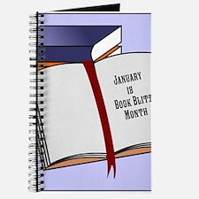 Book Blitz Month Journal