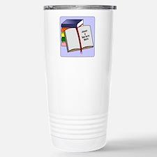 Book Blitz Month Travel Mug