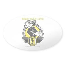 Free Talk Live Decal