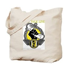 Free Talk Live Tote Bag