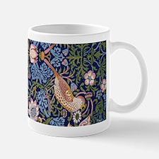 William Morris Strawberry Thief Pattern Mugs