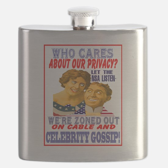 Who Cares About Privacy Flask