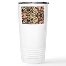 William Morris Honeysuckle Design Travel Mug
