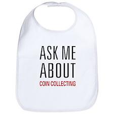 Ask Me Coin Bib
