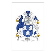 Tobin Postcards (Package of 8)