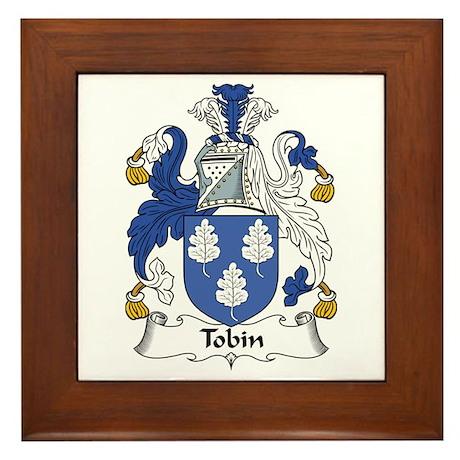Tobin Framed Tile