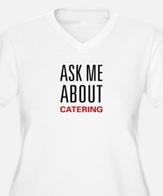 Ask Me Catering T-Shirt