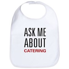 Ask Me Catering Bib