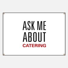 Ask Me Catering Banner
