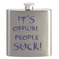 people suck Flask