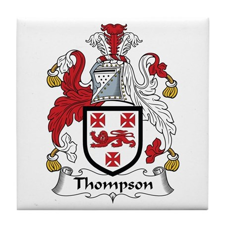 Thompson Tile Coaster