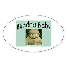 BUDDHA BABY 2 Decal