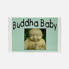 BUDDHA BABY 2 Rectangle Magnet