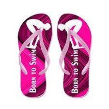 Top Swimmer Flip Flops