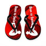 Born to swim Flip Flops