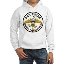 USS Essex Apollo 7 Recovery Hoodie