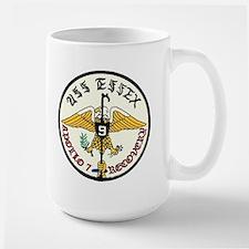 Uss Essex Apollo 7 Recovery Large Mug Mugs