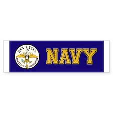 USS Yorktown Apollo 7 Bumper Sticker