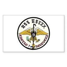 USS Essex Apollo 7 Recovery Decal