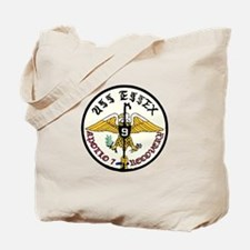 USS Essex Apollo 7 Recovery Tote Bag