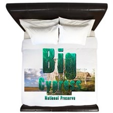 ABH Big Cypress King Duvet
