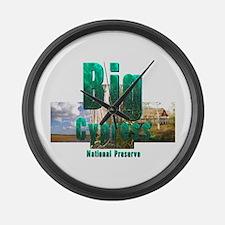 ABH Big Cypress Large Wall Clock