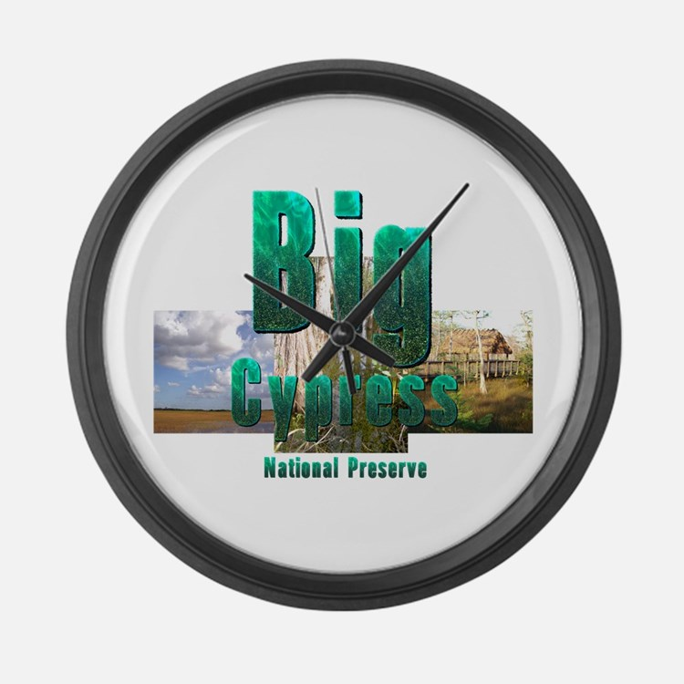 ABH Big Cypress Large Wall Clock