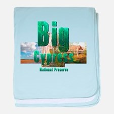 ABH Big Cypress baby blanket