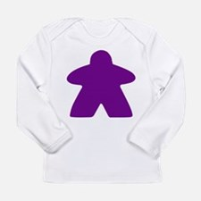 MEEPLEPrpl.psd Long Sleeve T-Shirt