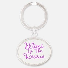 Mimi To The Rescue Keychains