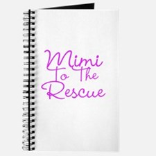 Mimi To The Rescue Journal